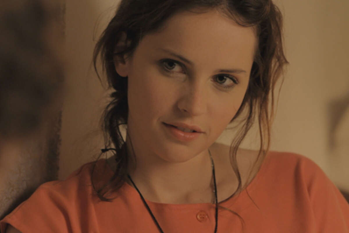 Felicity Jones as Anna in