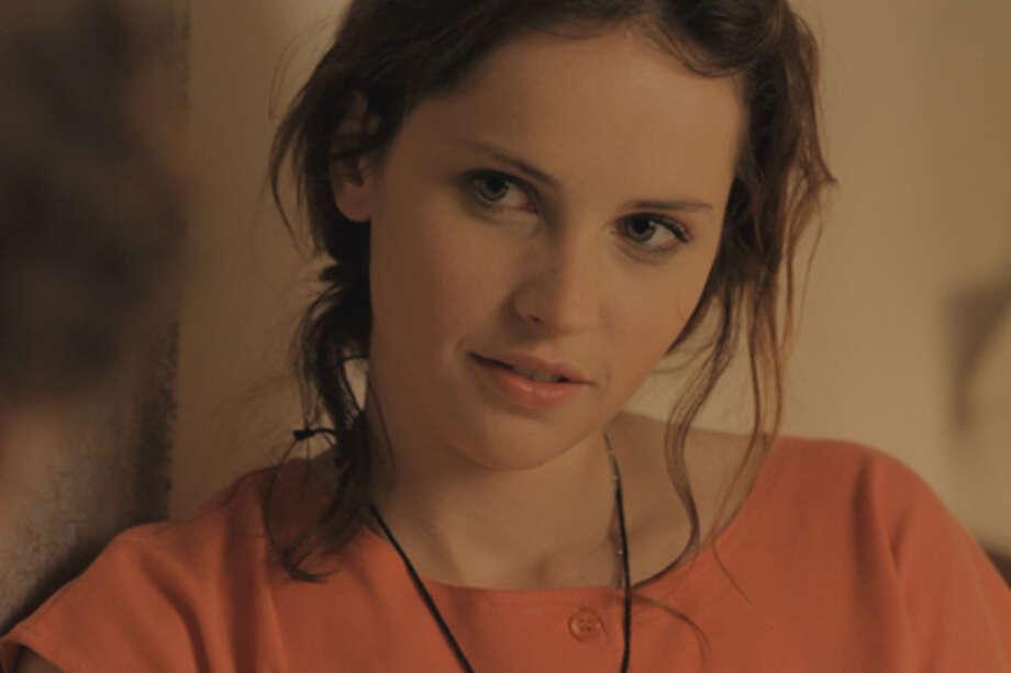 "Felicity Jones as Anna in ""Like Crazy."""