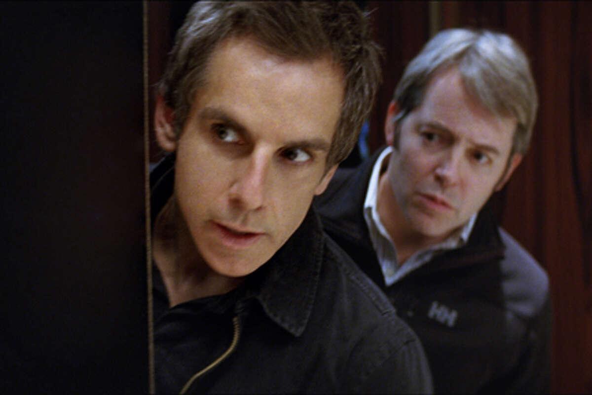 (L-R) Ben Stiller as Josh Kovacs and Matthew Broderick as Chase Fitzhugh in