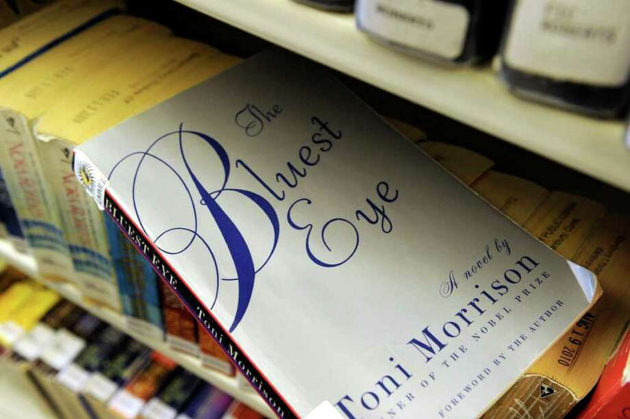 2. 'The Bluest Eye' by Toni Morrison. Reasons: Offensive language, sexually explicit, unsuited to age group, violence.  Photo: Carol Kaliff