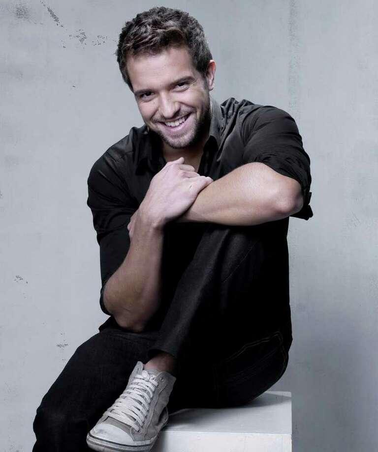 Pablo Alborán, artista español nominado a un premio Latin Grammy. Photo: Rondene PR