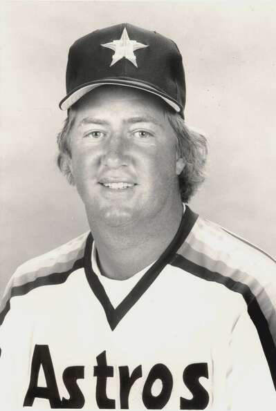 RHP Dave Smith - Died of a heart attack in 2008 (Courtesy of