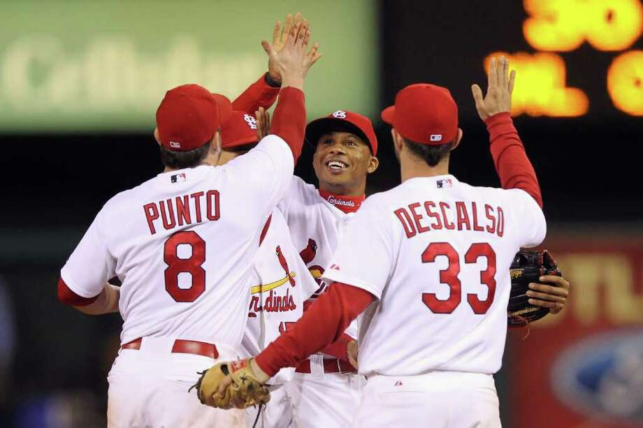 Game 5: Cardinals 7, Brewers 1 