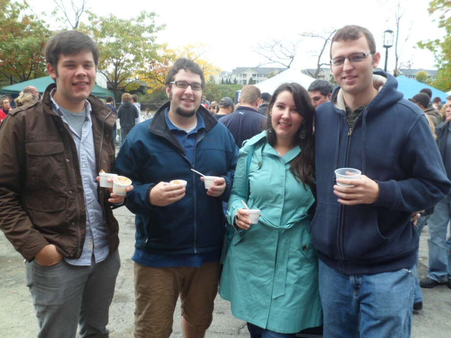 Were you SEEN at Chowderfest in Troy, NY? Photo: Leann Hlebica