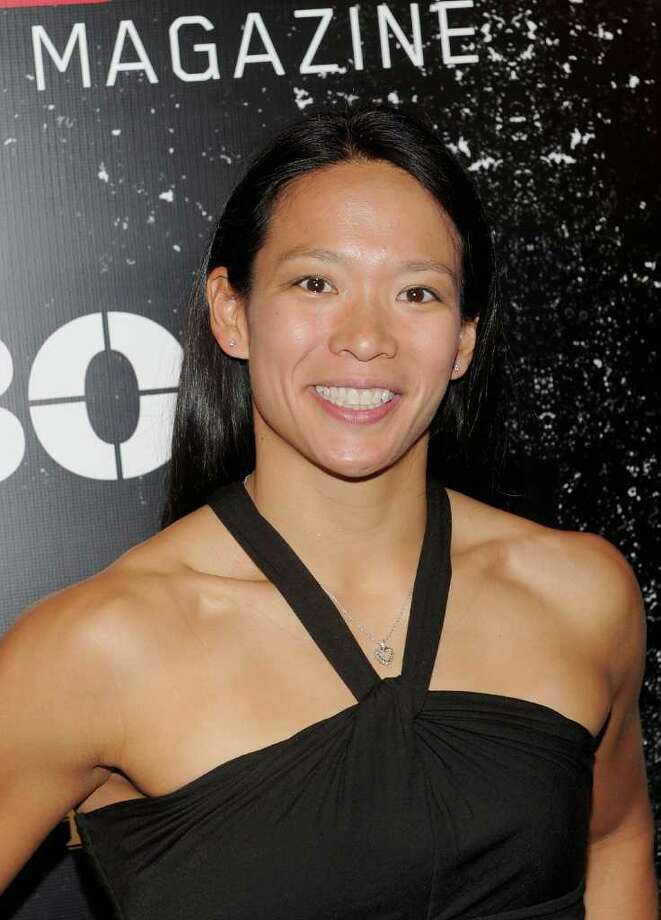 "Fairfield's Julie Chu attends ESPN the Magazine's third annuall ""Body Issue"" party at Highline Stages on Oct. 6 in New York City. Photo: Jamie McCarthy/Getty Images / 2011 Getty Images"
