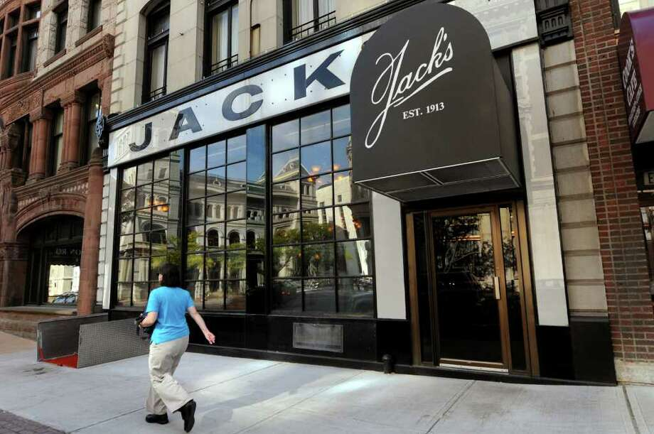 Jack's Oyster House on Tuesday, Oct. 11, 2011, in Albany, N.Y. (Cindy Schultz / Times Union) Photo: Cindy Schultz