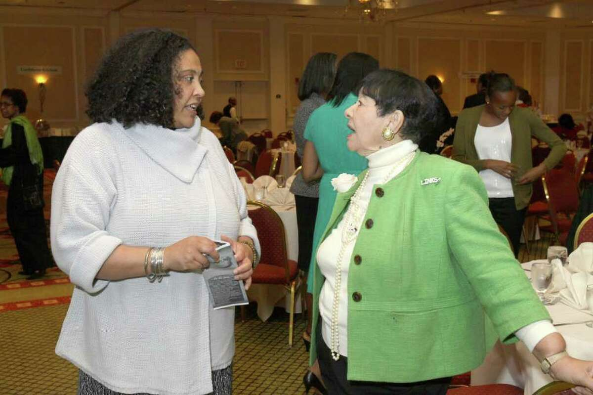Were you seen at Cookin' With Jazz, a benefit for the Albany District Links, Inc. on October 16, 2011?