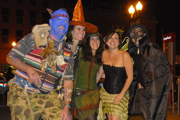 "Were you ""Seen"" at the Third Annual Festival of the Dead at the Washington Ave. Armory on Saturday, October 15, 2011? Photo: Brian Tromans"