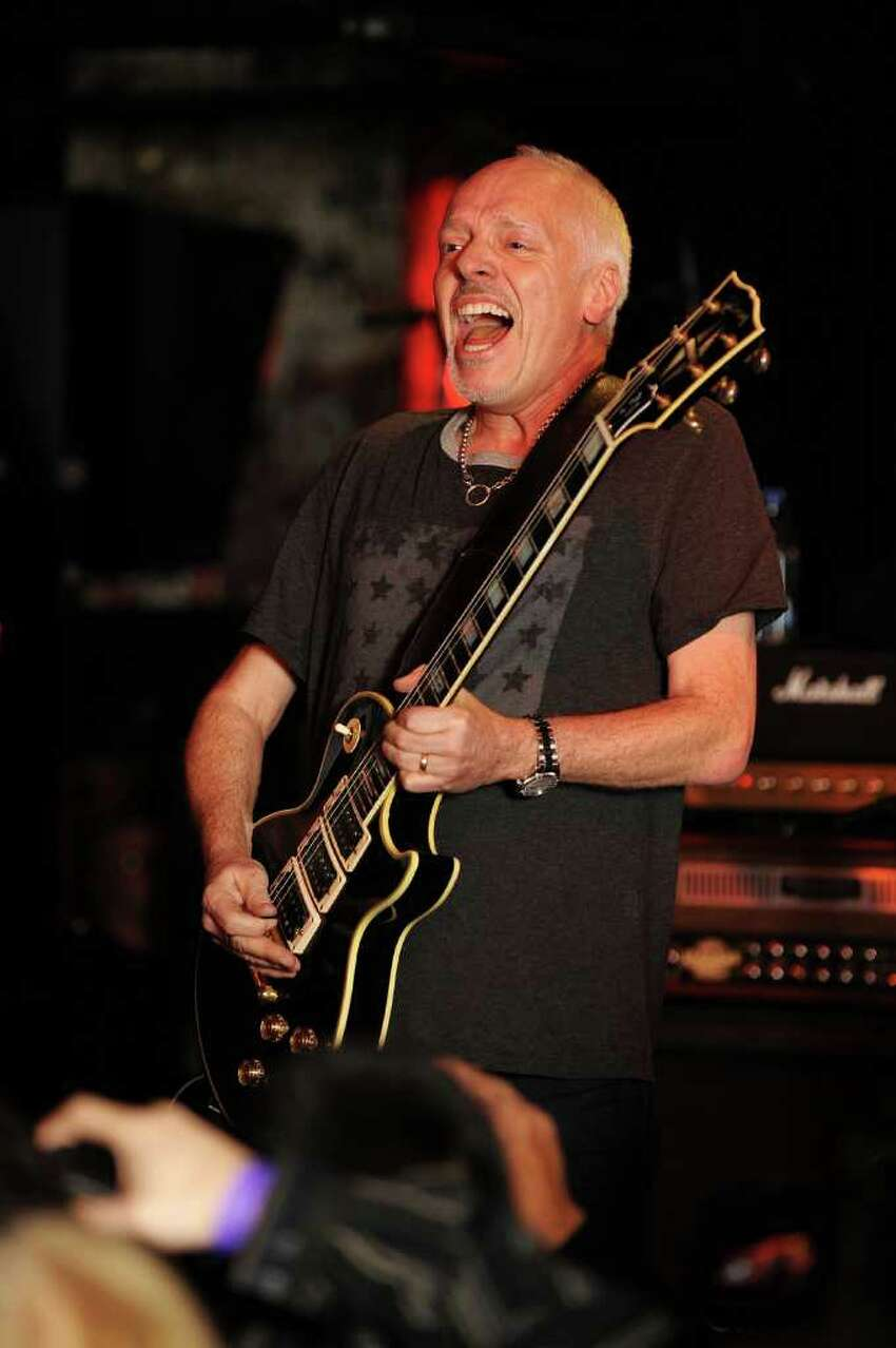 July 14: Peter Frampton, Majestic Theatre