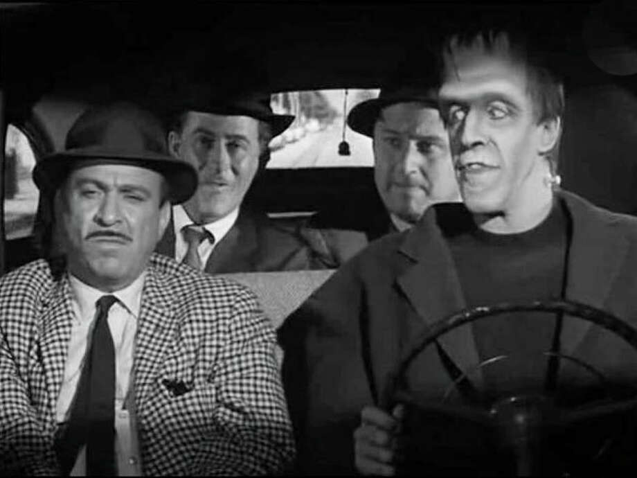 """Just because they were monsters doesn't mean their family dynamic was not relatable. """"The Munsters"""" debuted in 1964. Photo: Contributed Photo / Westport News contributed"""