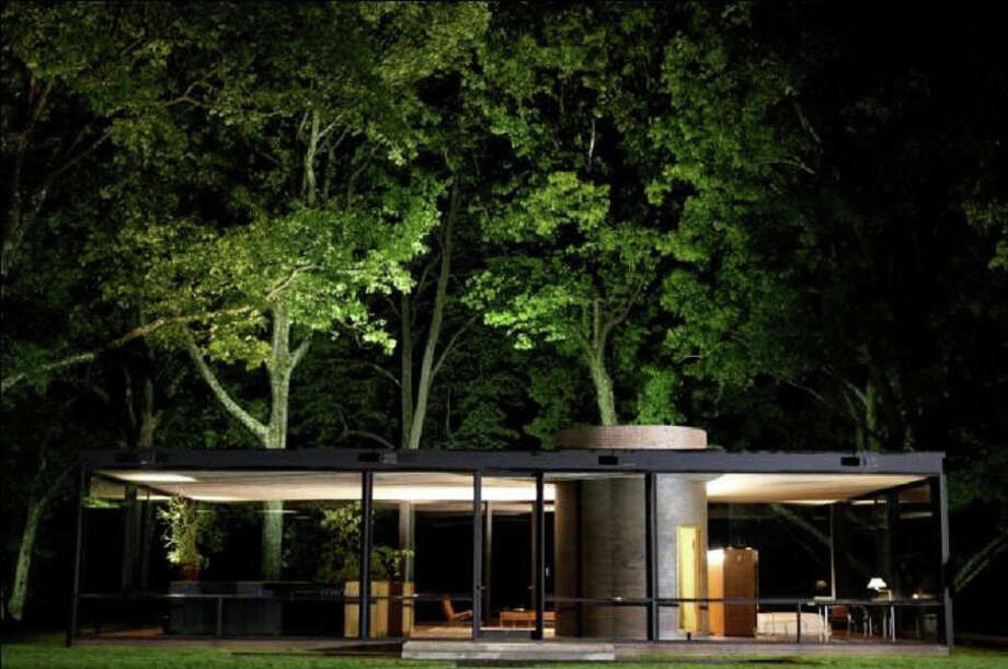 News From The Philip Johnson Glass House New Canaan Advertiser