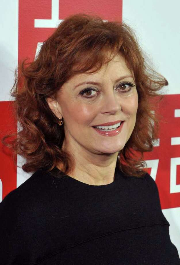 "Susan Sarandon found herself in hot water when, while talking about Dead Man Walking in an interview, she said she sent a copy of the book it was based on to the Pope. """"The last one, not this Nazi one we have now,"" Sarandon exclaimed. Photo: Henry S. Dziekan III, Getty / 2011 Getty Images"