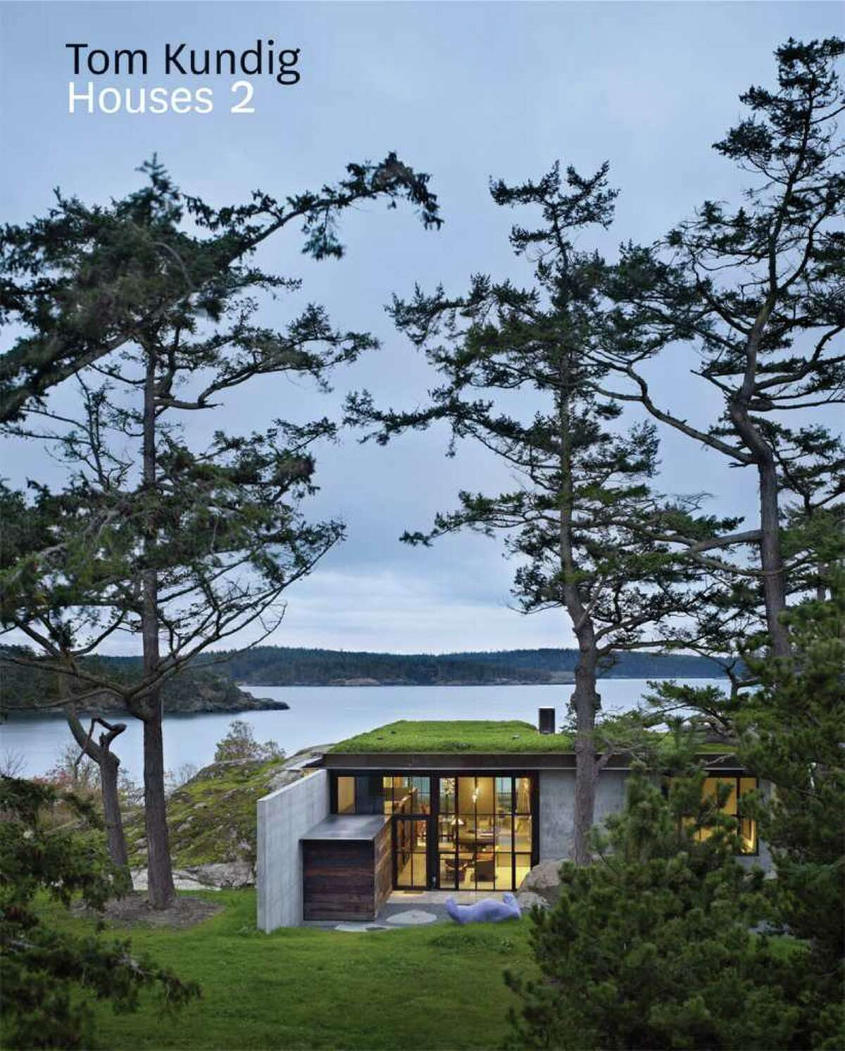 Seattle architect Tom Kundig designs striking contemporary homes, 17 of which are featured in a recently-released photo book.