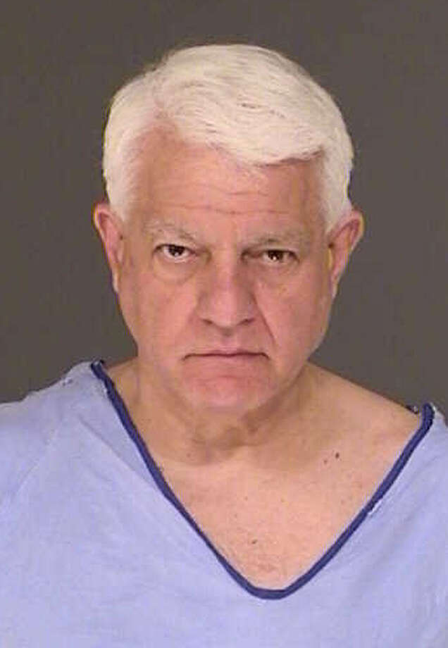 Former Byram resident Michael Parrotta. Parrotta was found not guilty of attempted murder but guilty of first-degree assault in state Superior Court Monday for stabbing his wife with a screwdriver in April 2009. Photo: Contributed Photo