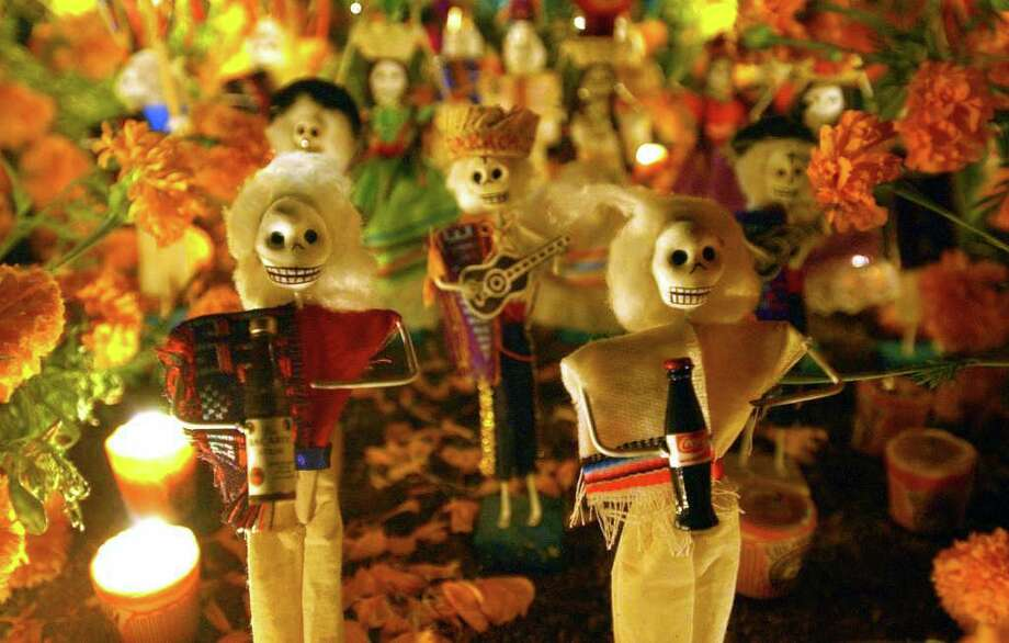 With Día De Los Muertos fast approaching, we take a look at the past celebrations in San Antonio and elsewhere around the globe.