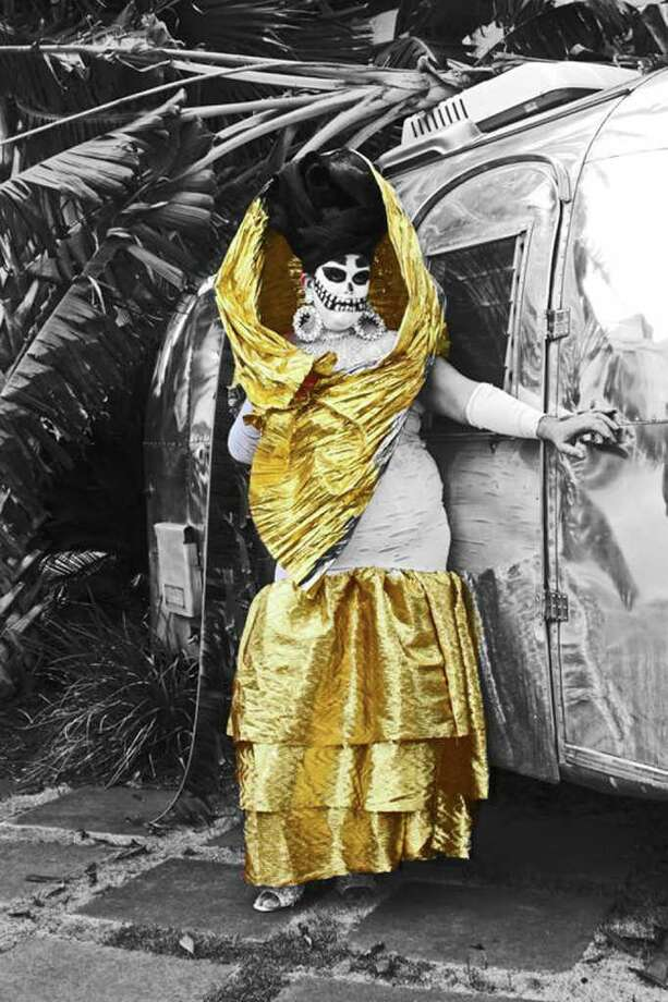 Rene Roberts' Dia de los Muertos Ball benefits both Jump-Start and the San Antonio AIDS Foundation. / Courtesy of Jump-Start Performance Co.