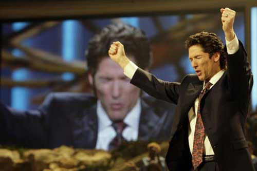 Osteen Plans Reality Show San Antonio Express News