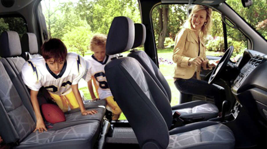 Buckle up!Just 8 percent of teens reported that they never or rarely wore a seat belt, staying the same as 2011. Photo: Ford Motor Co.