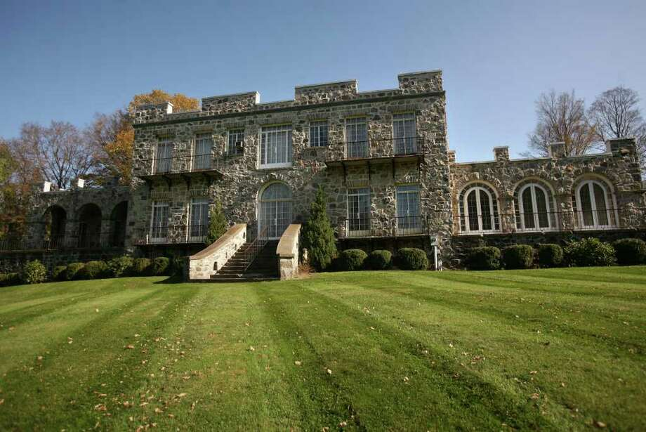 The Castle at Marian Heights is being considered for demolition at 1428 Monroe Turnpike in Monroe. The town is considering purchasing the property. Photo: Brian A. Pounds / Connecticut Post