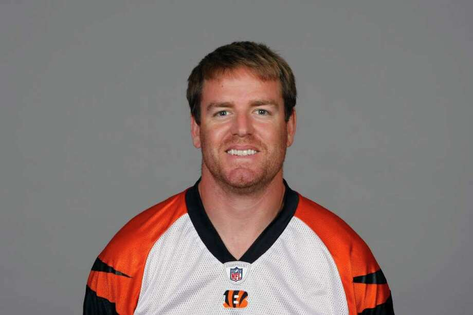 This is a 2010 photo of Carson Palmer of the Cincinnati Bengals NFL football team. This image reflects the Cincinnati Bengals active roster as of Monday, May 10, 2010 when this image was taken. (AP Photo) Photo: Anonymous