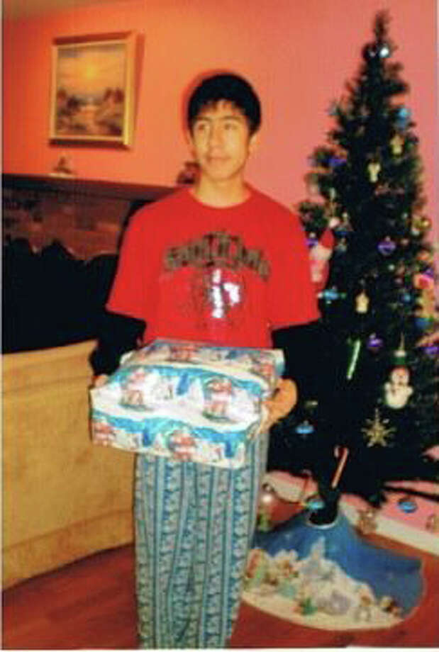 Emilio Sandoval, 17, of Trumbull has been missing since Tuesday, Oct. 19, 2011. Photo: Contributed Photo