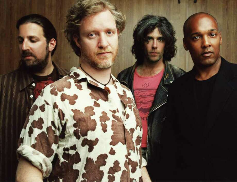 The Spin Doctors will celebrate the 20th anniversary of the bandís debut album, ìPocket Full of Kryptonite,î with a performance Saturday, Oct. 22, at the Ridgefield Playhouse. Photo: Contributed Photo