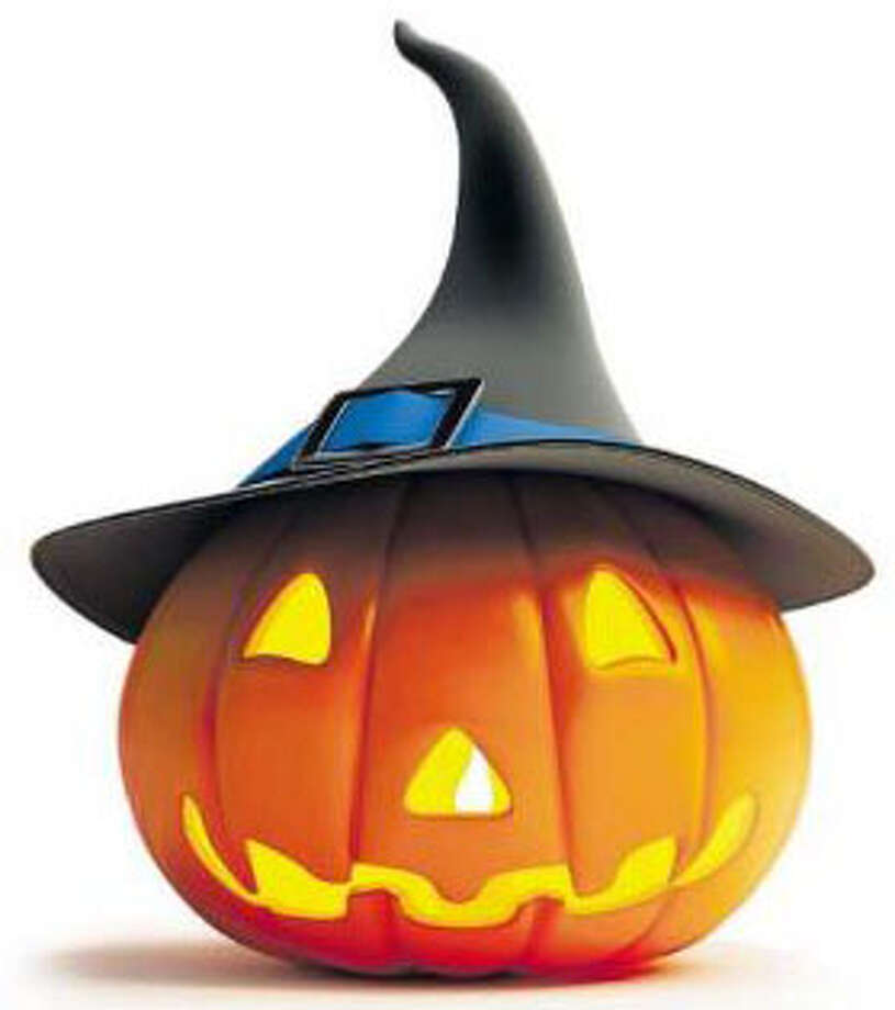 Did you ever wonder why black and orange are used so much on Halloween? Orange is the color associated with the autumn harvest, while black is the color of death and darkness. Source: Yahoo.com.