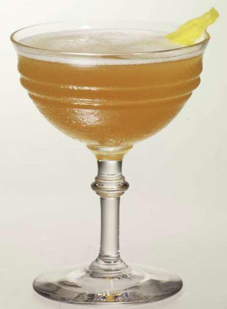 SWEET: After Glow Cooler is a cocktail made with Bärenjäger Honey Liqueur Photo: Barenjager