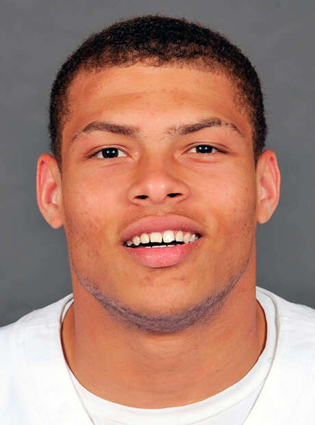 In this undated photo released by LSU Athletics, LSU football star cornerback Tyrann Mathieu is shown in Baton Rouge, La. A person familiar with the decision says No. 1 LSU has suspended Mathieu, along with defensive back Therold Simon and running back Spencer Ware for this Saturday's home game against Auburn. The person told The Associated Press about the suspensions on condition of anonymity on Wednesday, Oct. 19, 2011, because they have not been announced. (AP Photo/LSU Athletics, Steve Franz) Photo: Steve Franz / LSU Athletics