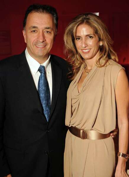 Masoud and Sima Ladjevardian