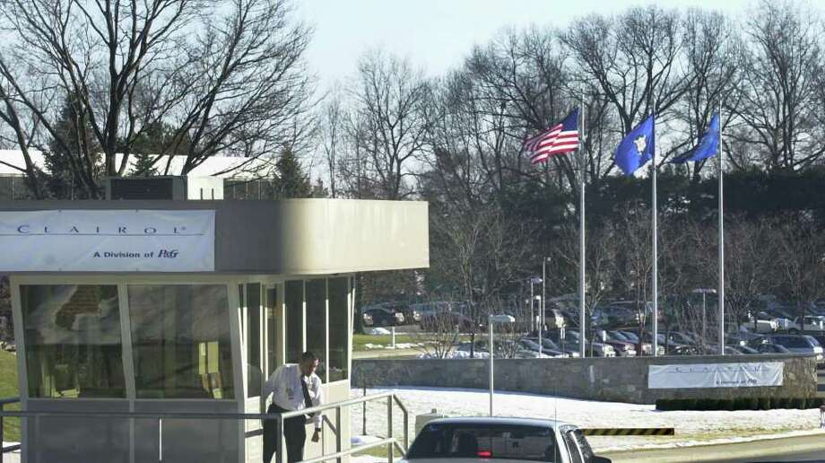 WTNH reported Thursday, Oct. 20, 2011 that NBC Sports was close to announcing a deal to move its headquarters to the Clairol site in Stamford, shown here in this 2002 file photo. Photo: Andrew Sullivan, ST / Stamford Advocate