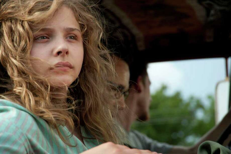 ANCHOR BAY FILMS MURDER MYSTERY: Chloë Grace Moretz stars as Anne in Texas Killing Fields. Photo: Gusmano Cesaretti