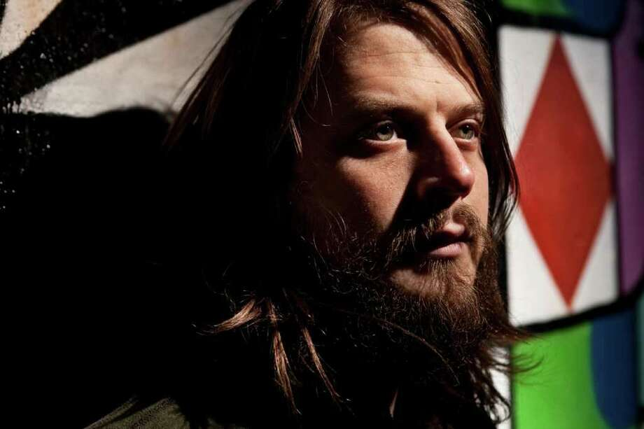 """Marco Benevento, a pianist who rewires electronic components to make new sounds in a technique called """"circuit bending,"""" will perform Sunday, Oct. 23, at StageOne. Photo: Contributed Photo"""