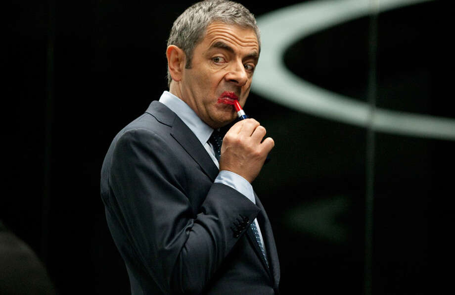COMIC GOLDMINE: Rowan Atkinson is back for more laughs as a fidgety, less-than-suave spy in Johnny English Reborn. / Giles Keyte