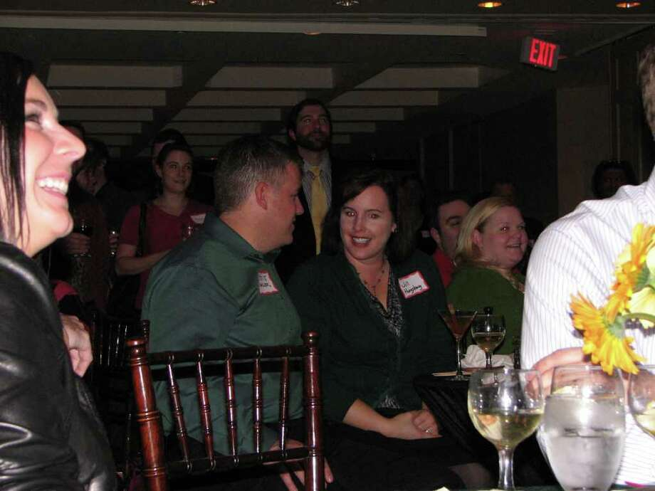 Were you Seen at the Table Hopping 5th anniversary party at Taste in Albany on Thursday, Oct. 20, 2011? (Leann Hlebica)