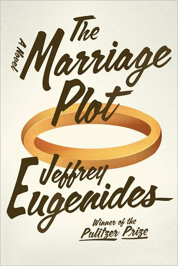Book cover for The Marriage Plot by Jeffrey Eugenides Photo: Xx