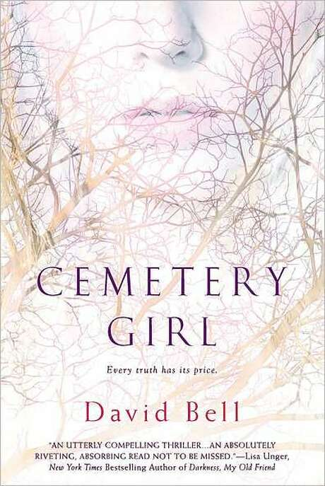 Book cover for Cemetery Girl by David Bell Photo: Xx