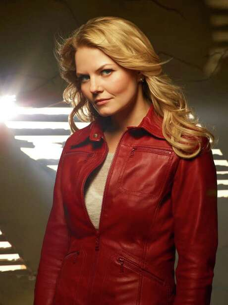 "Jennifer Morrison stars as Emma Swan in ABC's ""Once Upon a Time""  (ABC/KHAREN HILL) Photo: KHAREN HILL / © 2011 American Broadcasting Companies, Inc. All rights reserved."