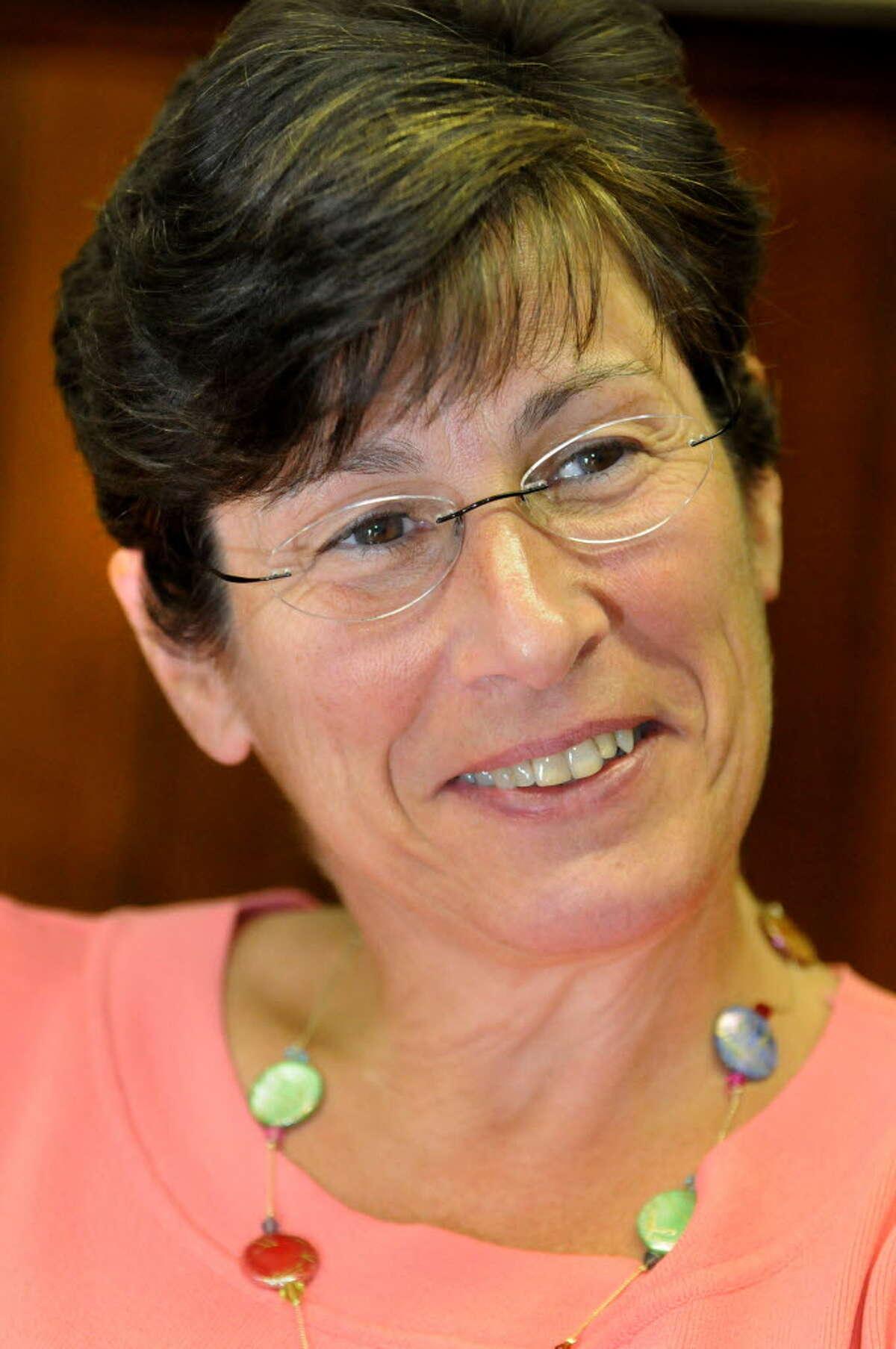 Ellen McNulty-Ryan, incumbent mayor of Green Island.