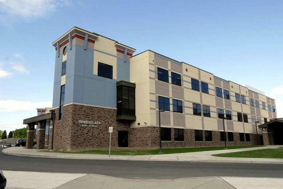 Image result for rensselaer jr sr high school