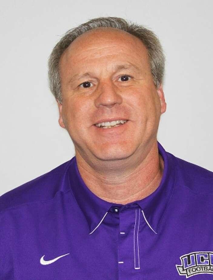 Clint Conque, Central Arkansas football coach Photo: Handout