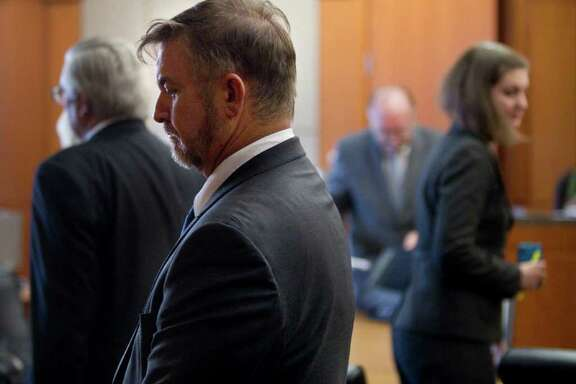 BRETT COOMER : CHRONICLE BACK IN COURT: Less than a month after being acquitted of domestic violence, former hand surgeon Michael Brown is fighting a protective order his estranged wife obtained last year. Arguments to lift the order were reset Friday for a later date.