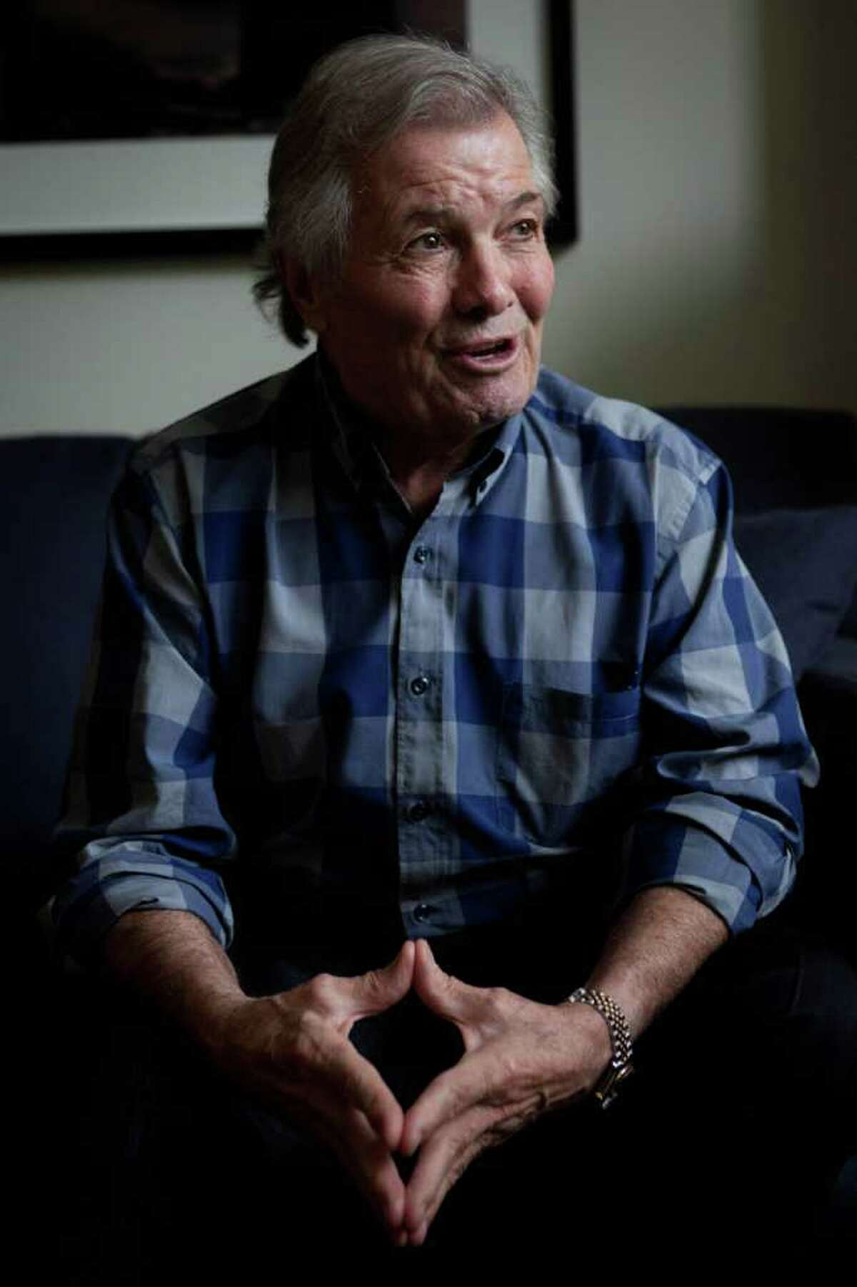 Celebrity chef Jacques Pepin will appear at the Greenwich 2011 Food + Wine Festival this weekend at Roger Sherman Baldwin Park. (AP Photo/John Minchillo)