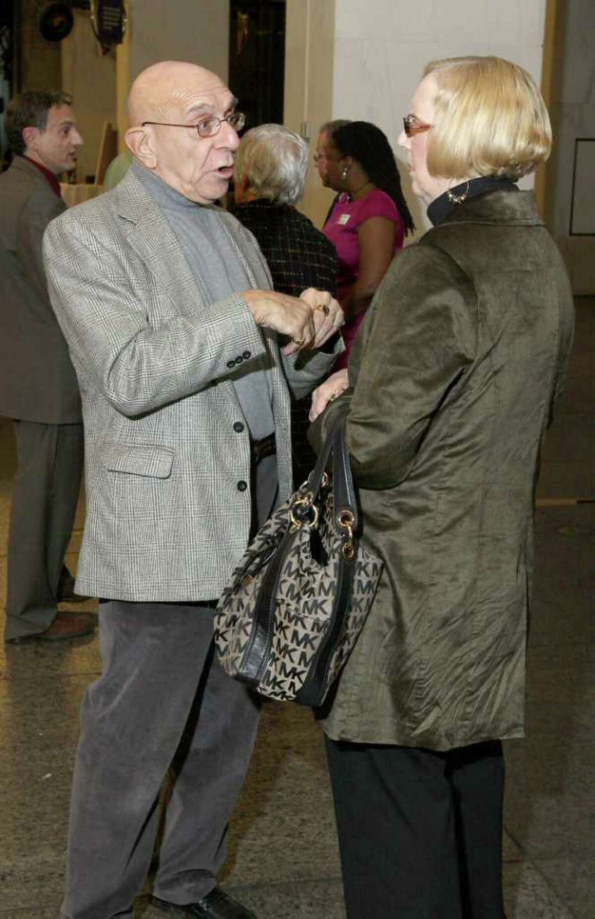Were you seen at Art for AIDS Sake, a silent auction to benefit the Albany Damien Center on Saturday, October 22, 2011?