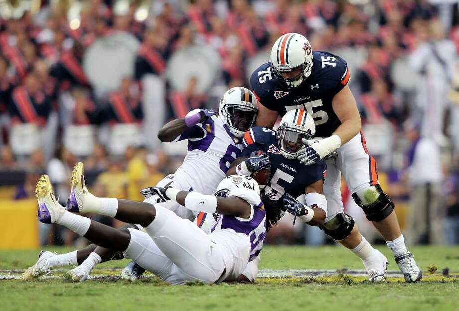 8. Auburn Tigers  Current value: $85 million  Photo: Jamie Squire / 2011 Getty Images