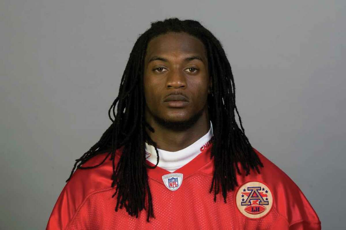 This is a photo of Kendrick Lewis of the Kansas City Chiefs NFL football team. This image reflects the Kansas City Chiefs active roster as of Tuesday, Aug. 16, 2011. (AP Photo)