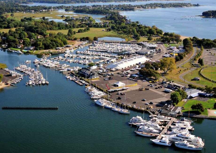 Norwalk's Cove Marina. Photo: Contributed Photo, ST / Stamford Advocate Contributed