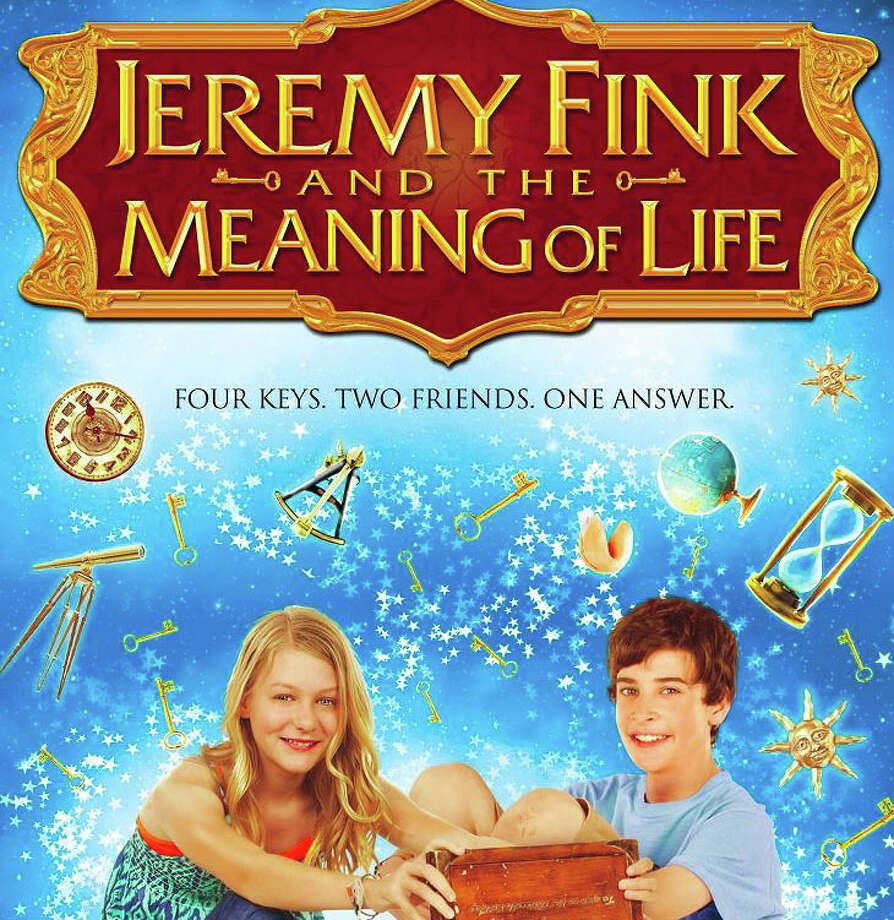 "There will be special screenings next week of the movie, ""Jeremy Fink and the Meaning of Life,"" a film made thanks to Lauren Bullock, a teacher at Bedford Middle School in Westport. Photo: Contributed Photo / Westport News contributed"