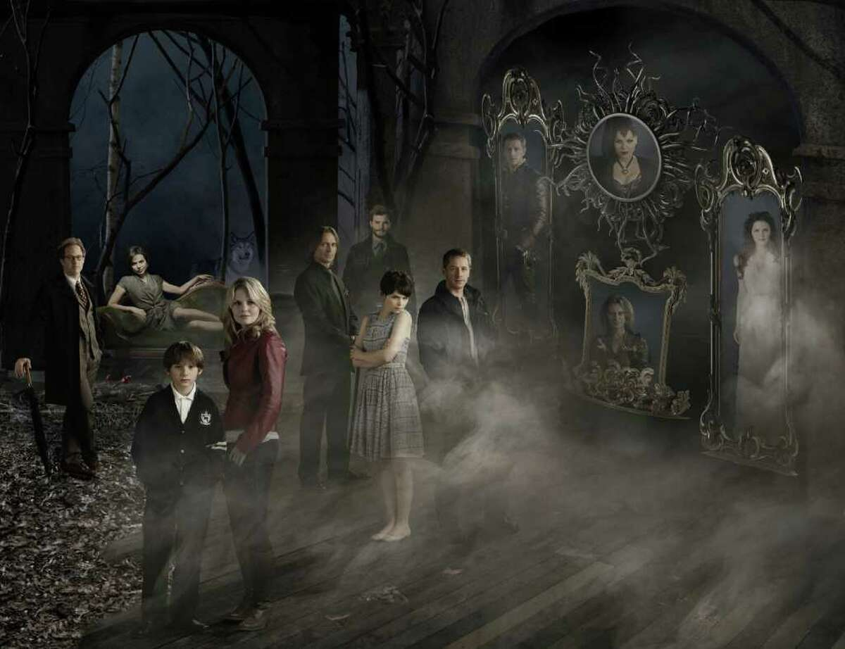 Once Upon a Time (Seasons 1-7) Leaving Netflix Sep. 5