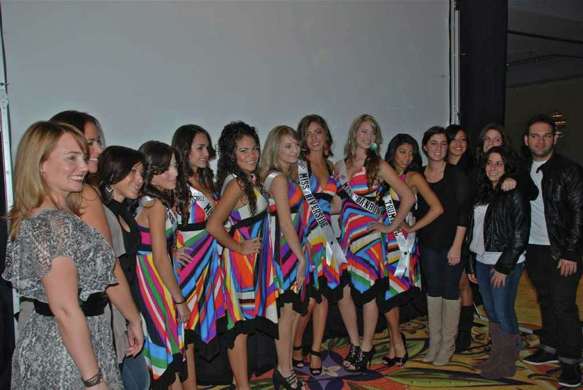 The Miss Brasil USA Connecticut beauty pageant took place Saturday, Oct. 23, 2011 at the Stamford Marriott Hotel & Spa.